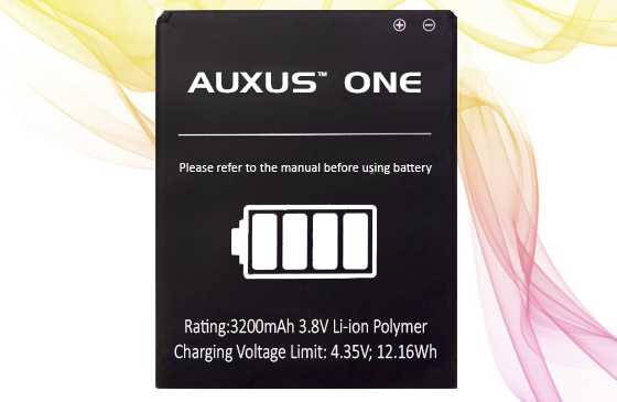 Additional Battery - Auxus ONE