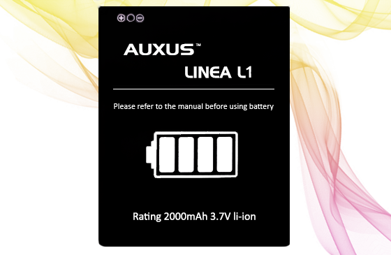 Additional Battery - Auxus Linea L1