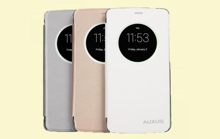Flip Cover - Auxus PRIME - White